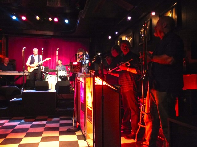 """""""Fuzzy"""" Knight Brings Blowin' Smoke Rhythm and Blues Band and the Fabulous Smokettes to Harvelle's for Some Great Music"""