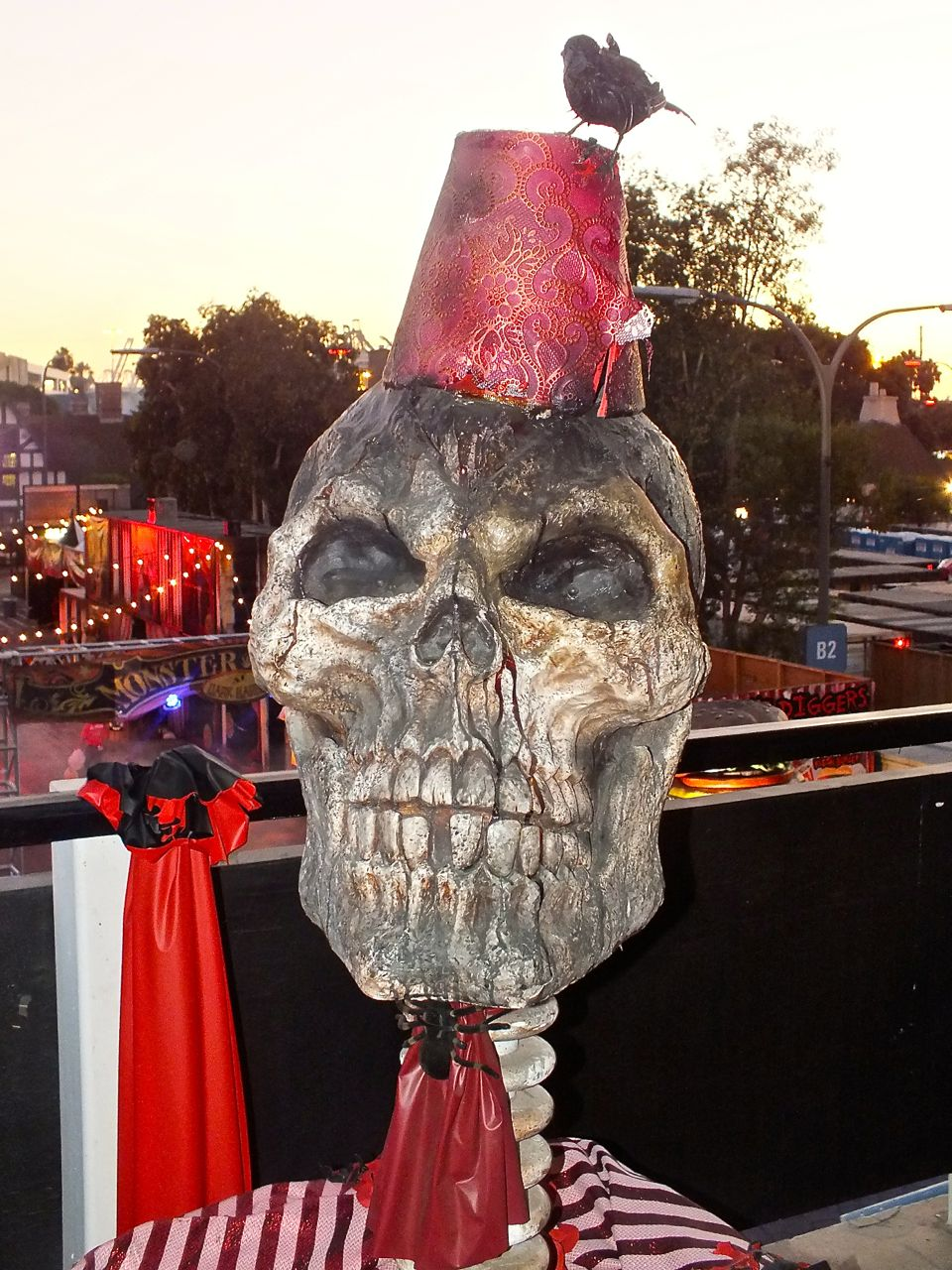 Dark Harbor Opens Today at the Queen Mary, Get Ready for Fun, Fright, Music and Some 'Spirited' Drinking
