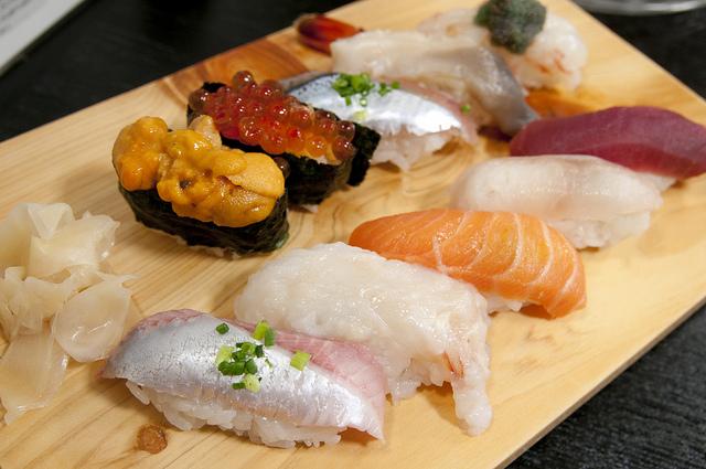 Hirose Sushi in Torrance