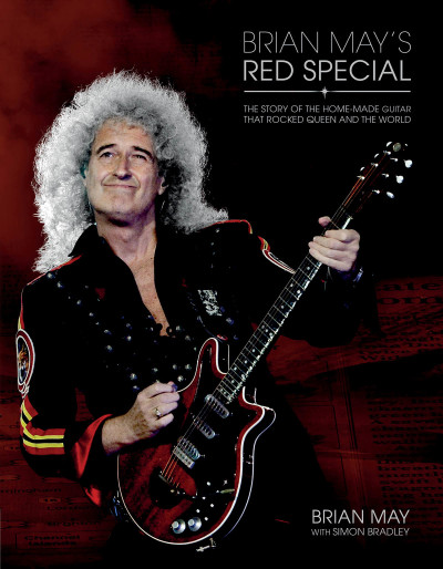 Brian May's Red Special Is A Literary Tribute To The Two Most Influential Things In The Guitarist's Life