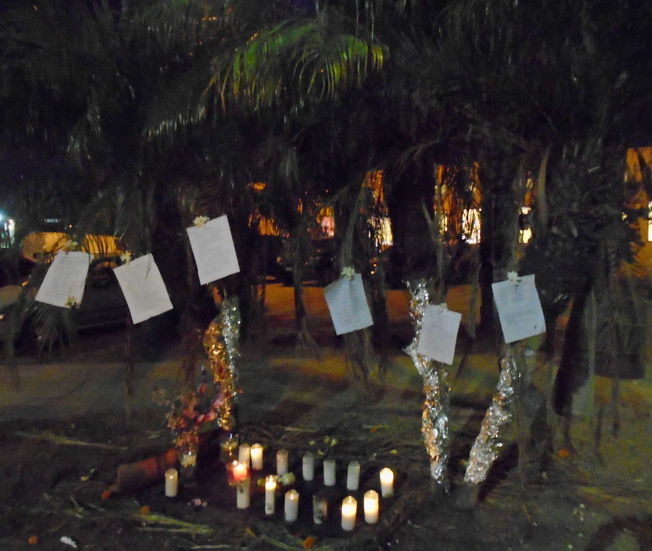 El Velorio – Remembering the dead
