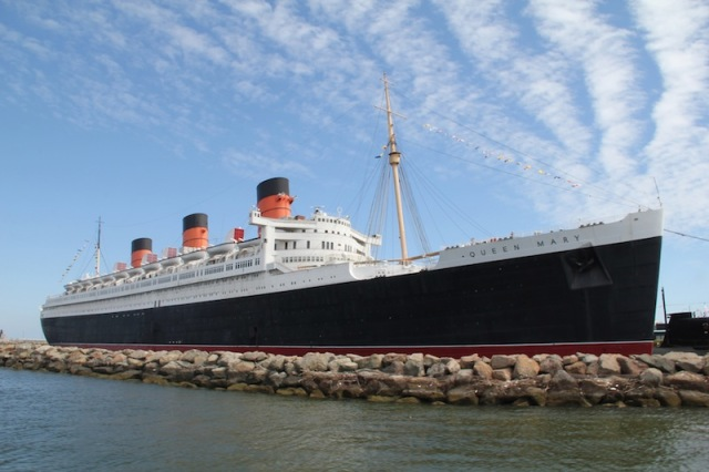 'Chill' starts today at the Queen Mary, Bringing a California Christmas Experience to Everyone