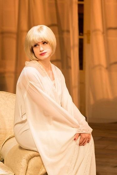 Jemima Rooper; Photo Courtesy of Joan Marcus