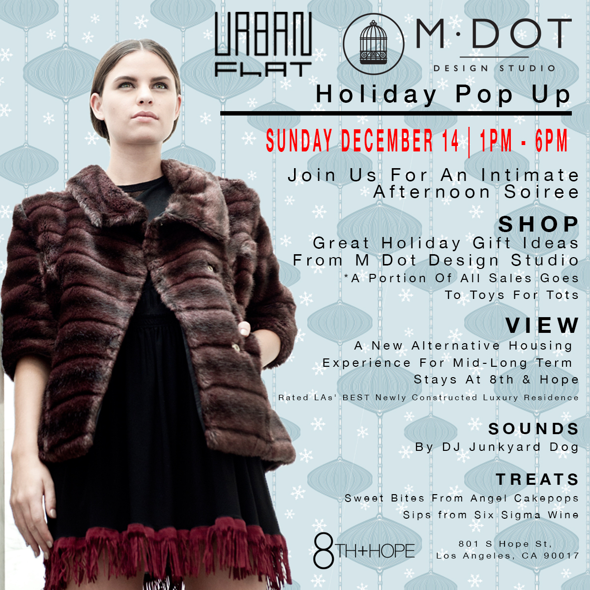 This Sunday: Shop for Tots at M Dot