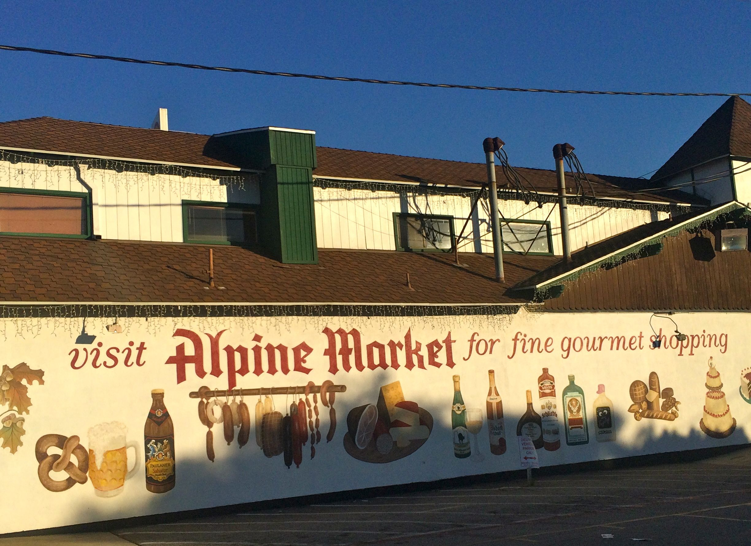 The Alpine Village in Torrance (photo by Nikki Kreuzer)