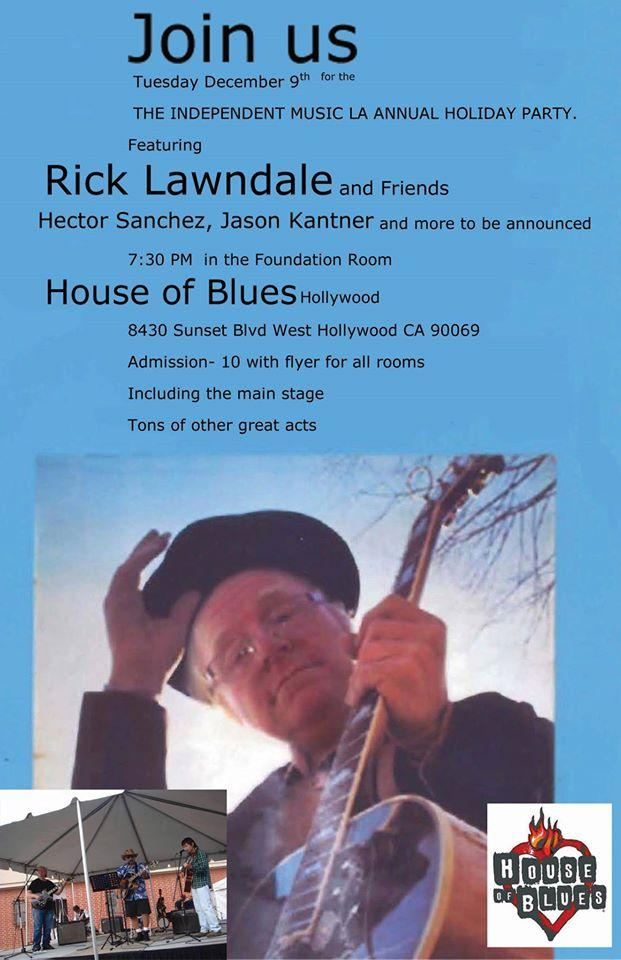 Rick Lawndale