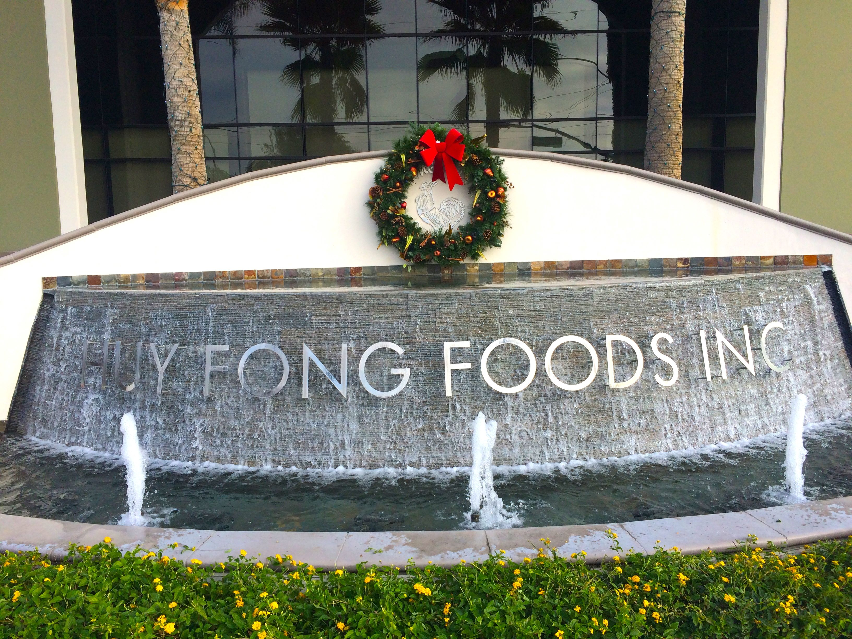 Huy Fong Foods in Irwindale, home of Sriracha (photo by Nikki Kreuzer)