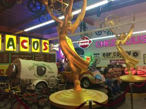 San Fernando Valley memorabilia at The BValley Relics Museum (photo by Nikki Kreuzer)