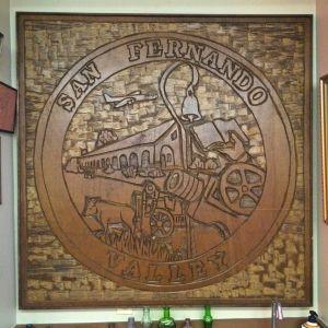 The San Fernando Valley-a proud history (photo by Nikki Kreuzer)