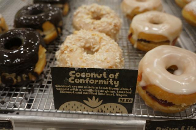 DIY Donuts at Donut Friend