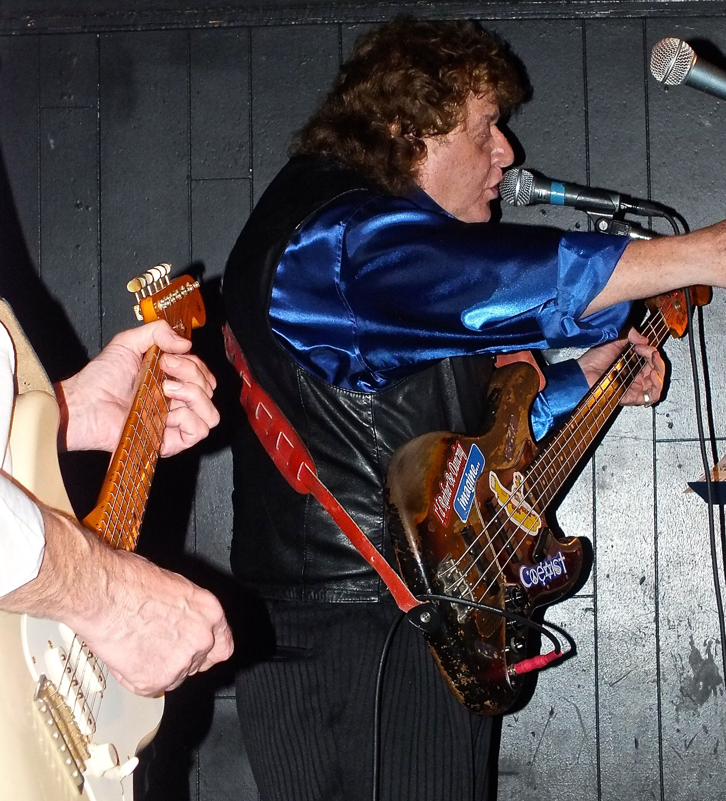 """Don Preston, Original Mothers of Invention Keyboardist, Joins """"Fuzzy"""" Knight's Blowin' Smoke Rhythm and Blues Revue"""