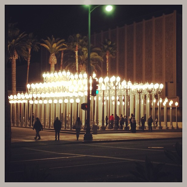 Los Angeles County Museum - Photo by Paula Lauren Gibson