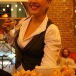 Lizzy offers Popcorn Chicken
