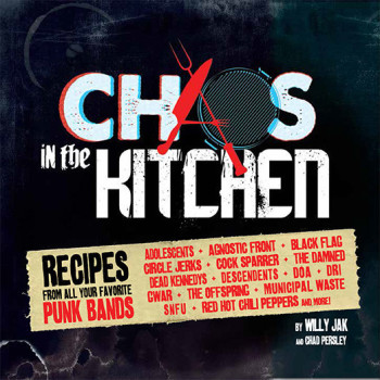 Chaos in the Kitchen cover