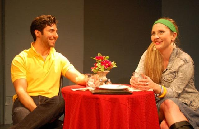 Noah James (left), Carly Waldman (right), Photo Courtesy of Kitty Rose