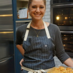 Chef Brooke Williamson, chef and owner of Hudson House, The Tripel, and Playa Provisions will be cooking at The James Beard Luncheon