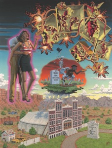 "Robert Williams ""Decline of Sophistication"""