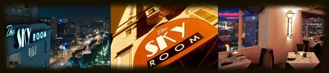 Sky Room. Photo courtesy of Jonathan Rosenman