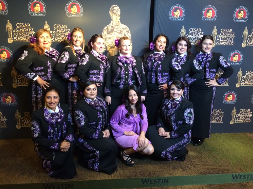 Mariachi Divas de Cindy Shea (Photo by Lenny Trujillo)