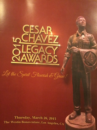 Cesar Chavez Legacy Awards 2015
