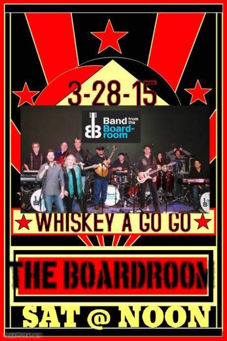 BFBB at the Whisky. Courtesy of Doug Deutsch PR.