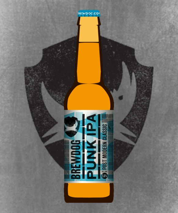 Rhythm and Brews: BrewDog Punk IPA