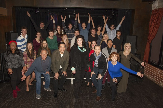 L.A.'s Next Great Stage Star with Full Cast of Competitors; Photo Courtesy of Bill Dow