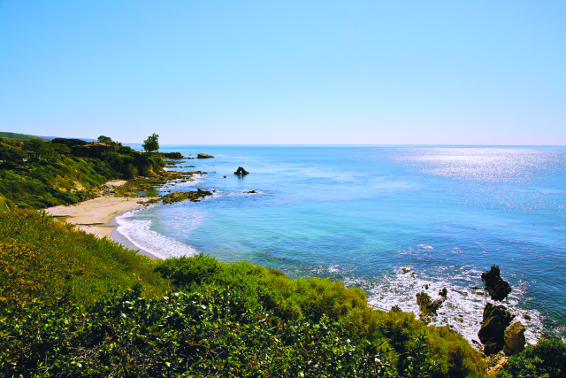 Little Corona Beach, Corona del Mar. Photo by Kate Houlihan.
