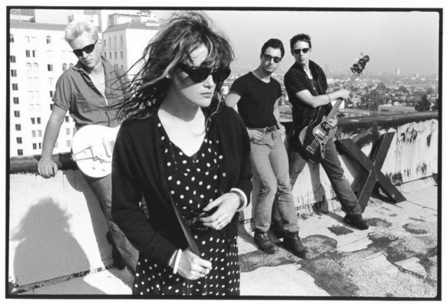X - Los Angeles 1981 (photo credit Michael Hyatt)