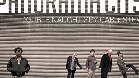 "Album Review:  Double Naught Spy Car's ""Panorama City"" Toys with Space Time Continuum"