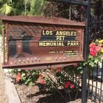 The Los Angeles Pet Memorial Park in Calabasas (photo by Nikki Kreuzer)