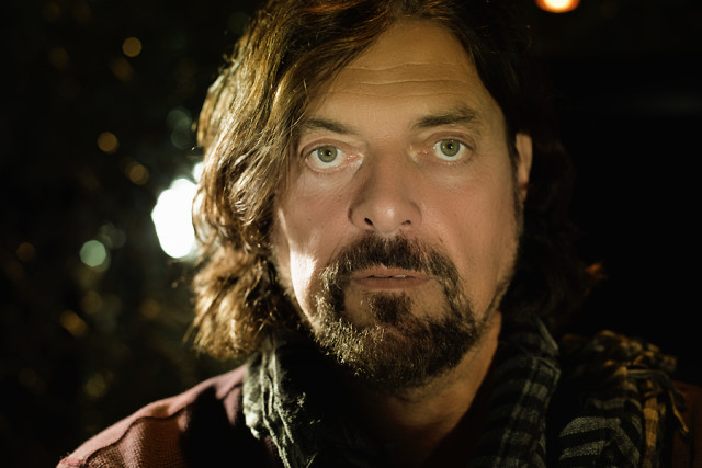 Alan Parsons. Photo by Simon Lowery. Photo courtesy of The Media Hound PR.