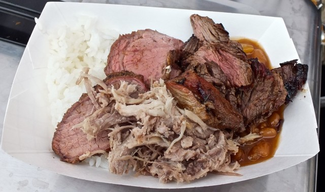 The Best Barbecue by the Best Cooks Was Found at the Queen Mary's 4th Annual West Coast BBQ Classic in Long Beach
