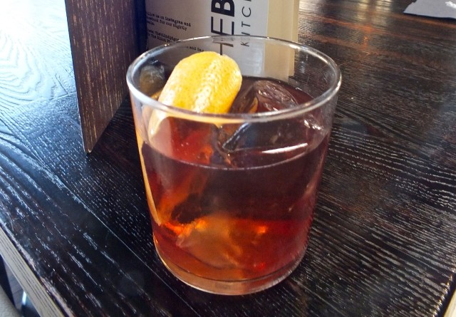 OC's The Blind Pig has Created a Drink for Charity for Negroni Week