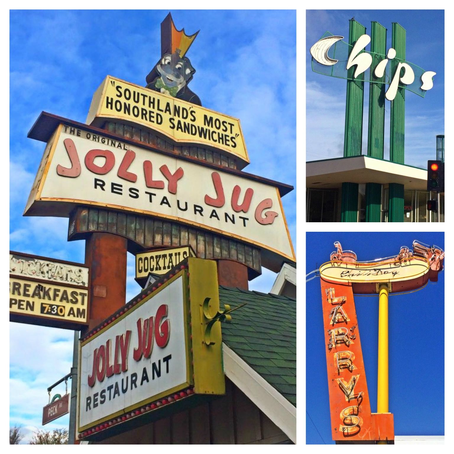 Offbeat L.A.  The Oldest Surviving Los Angeles Restaurants… A Master ... cfd19017f40