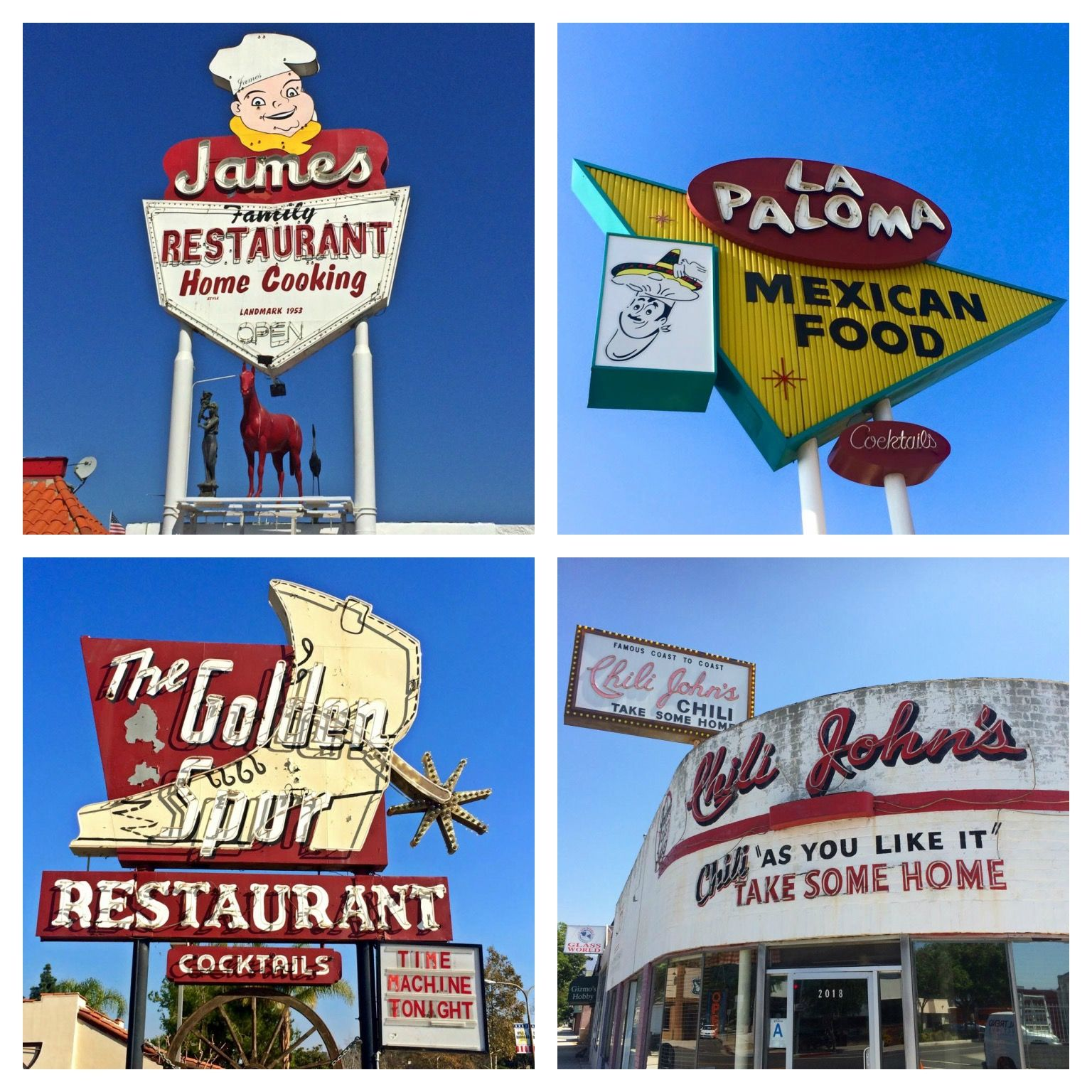 Offbeat La The Oldest Surviving Los Angeles Restaurants A Master