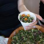 Mudhen's Kale Salad