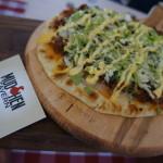 Mudhen's Walnut Chorizo Flatbread