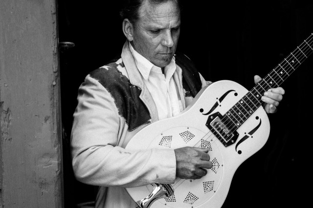 Jeffrey Halford and the Healers Bring Their Bluesy Rock 'n' Roll to Genghis Cohen This Weekend