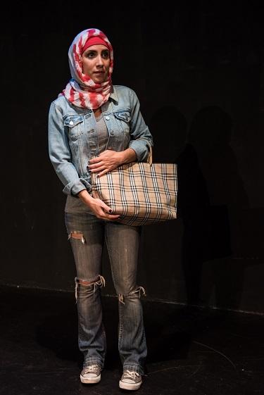 "Annika Marks in ""All American Girl"", Photo Courtesy of Rick Friesen"