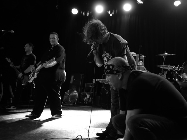 Photo Essay: Weirdos, The Adolescents and CH3 at the Roxy