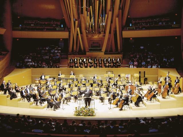California Philharmonic (Image courtesy of CalPhil)
