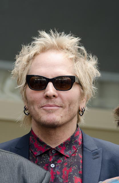 Matt Sorum - Photo: Ivor Levene for The Los Angeles Beat