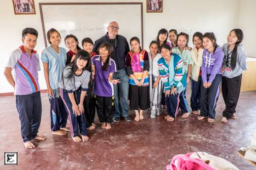 Join Stuart Skversky's Effort to Help At-Risk Children in Thailand While Enjoying a Thai flavored Food & Wine Festival