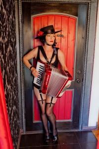 Iconic Pinups photo of Denise Hackett