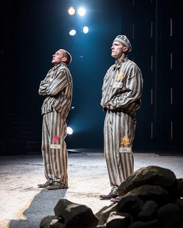 """L-R: Charlie Hofheimer and Patrick Heusinger, Photo Courtesy of Craig Schwartz"