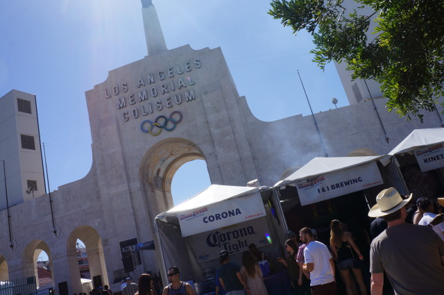 The LA Weekly Knocked it Out of the Park Last Weekend with their Premier Burgers & Beer Event