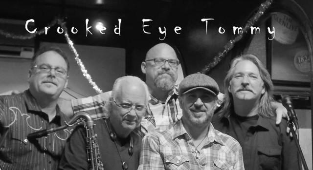 Crooked Eyed Tommy. Photo courtesy of Doug Deutsch PR