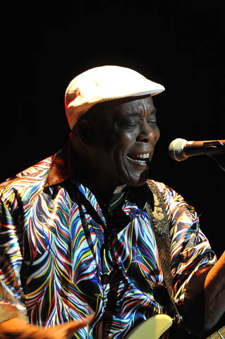 Buddy Guy - Royce Hall