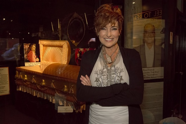 Carolyn Hennesy, Photo Courtesy of Bill Dow